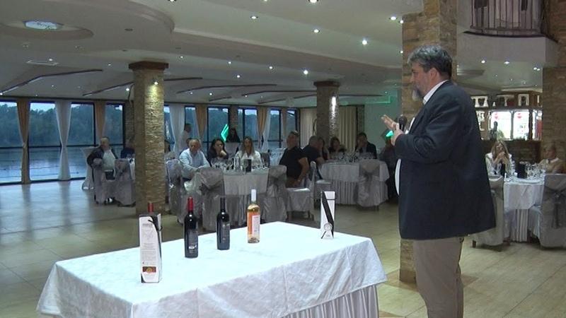 Promocija vina sa Hilandara u Svetioniku 06 06 2019
