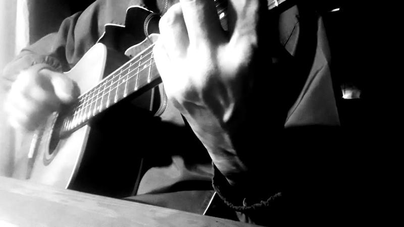 А.Дюмин - Зараза, брось (cover, под гитару)
