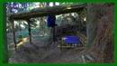 Bushcraft Camp Roof Hut Outdoor Survival Shelter Lagerbau