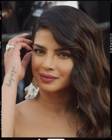 "Chopard Official on Instagram ""Priyanka Chopra couldnt look more hypnotizing than she already does as she walks the red carpet. @priyankachopra ..."