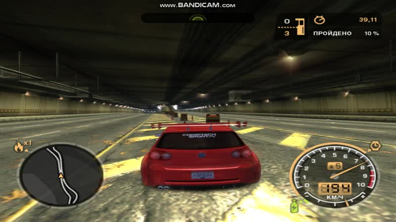 Need For speed Most wanted nvidia test videocard 9800gt (512mb.)