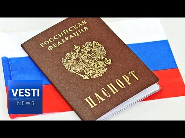 Home at Last LNR DNR Residents Line Up for Russian Passports After Putin's Decree