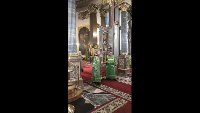 Live Казанский кафедральный собор