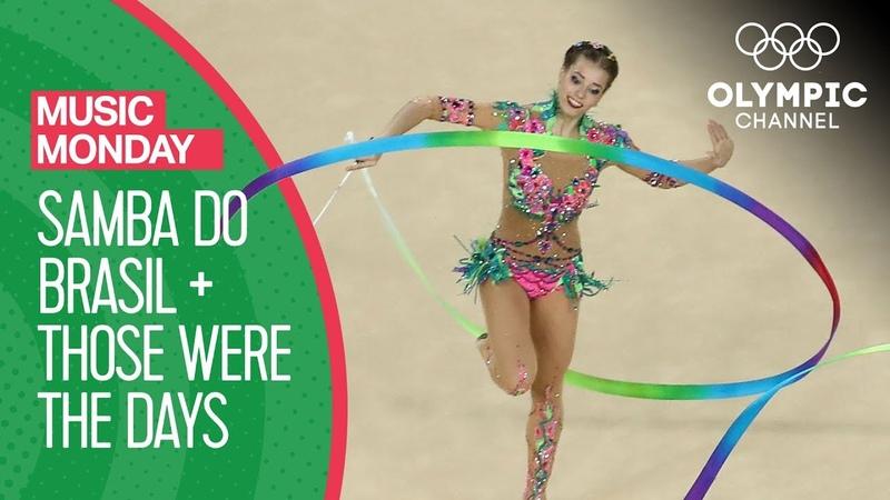 Incredible Ribbon performance to Samba do Brasil Those were the Days | Music Monday