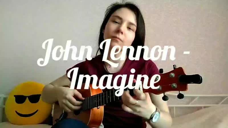 John Lennon Imagine ukulele cover