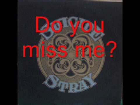 Stray Lp Suicide Tr 7 Do you miss me Del Bronham Steve Gadd Ritchie Cole Gary Giles