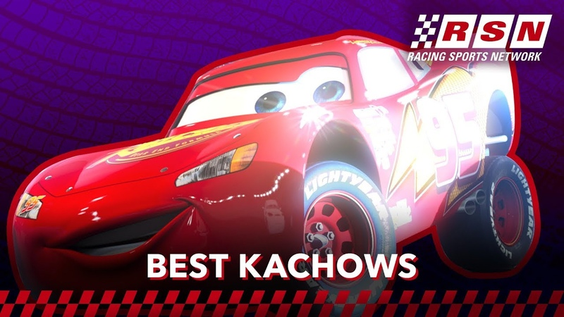 Lightning McQueens Best Kachows | Racing Sports Network by Disney•Pixar Cars
