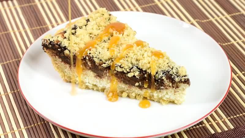 Шоколадно творожная кармелита Рецепты тортов