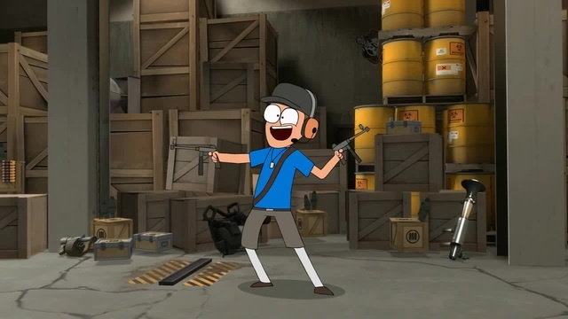 LETS DO THE FORK IN THE GARBAGE DISPOSAL (TF2 Version)