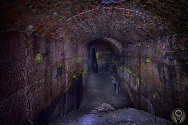 Тайны туннелей под Ливерпулем, которые сначала засыпали, а теперь отрывают В крупнейшем британском городе Ливерпуле кроме знаменитых музеев, художественных галерей, парков и других