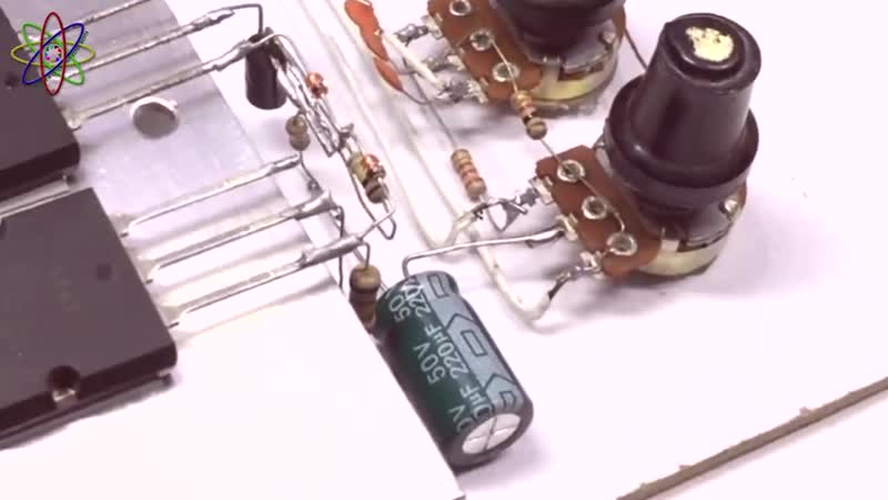 DIY Powerful Ultra Bass Amplifier using C5200 A1943 Transistors with Heavy Bas