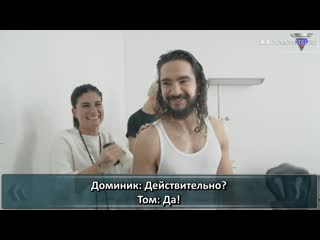 EP04 - The Making Of When it Rains It Pours! - Tokio Hotel TV 2019 Official (с русскими субтитрами).wmv.wmv