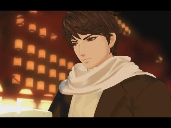 3D fan animation Victor Li Zeyan MC Love and Producer