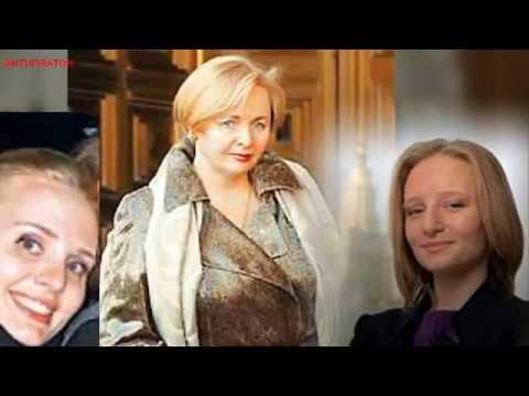 Еврейскую дочь 666а Путина начали раскручивать по ТВ на Хануку. Символично.