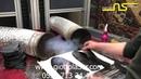 Giotto Galvo Lazer Ayakkabı Terlik Desen Baskı ve Kesim Makinesi