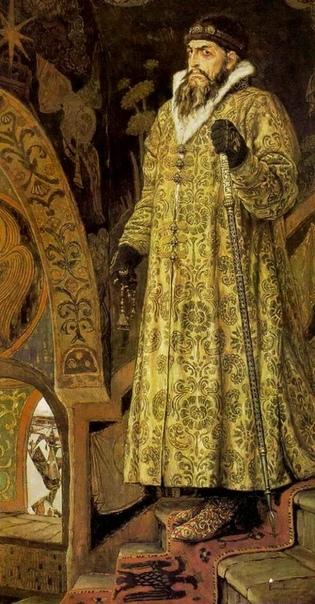 25 августа 1530 года родился Иван IV, Иван Грозный, первый царь всея Руси.