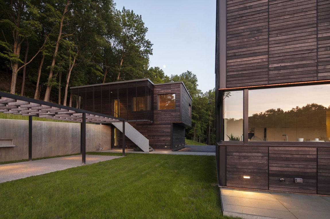 Частный дом в США