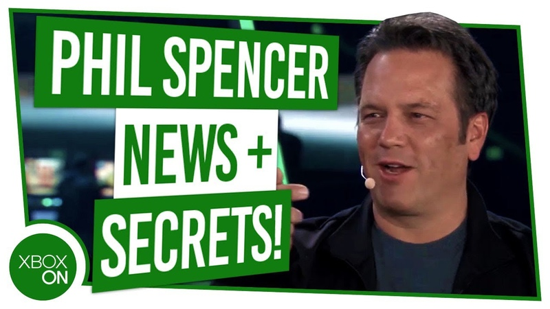 Phil Spencer talks EVERYTHING Xbox, PlayStation, Gaming, E3 2019 Secrets MORE