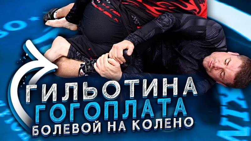 Гильотина Гогоплата Болевой на колено APTraining 18