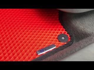 Новые коврики Volkswagen Jetta