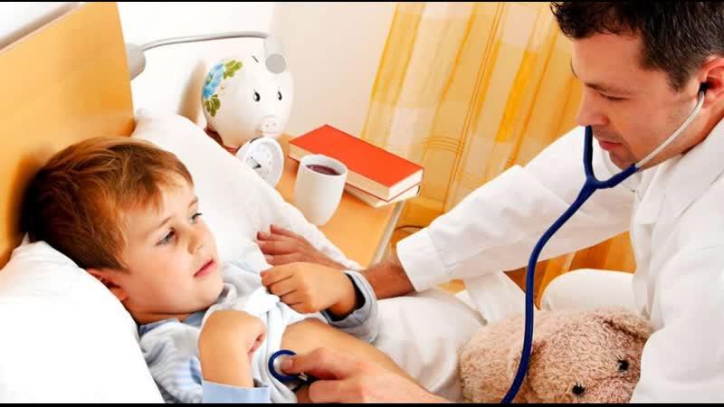 В крымской столице распространяется кишечная инфекция и ОРВИ среди детей