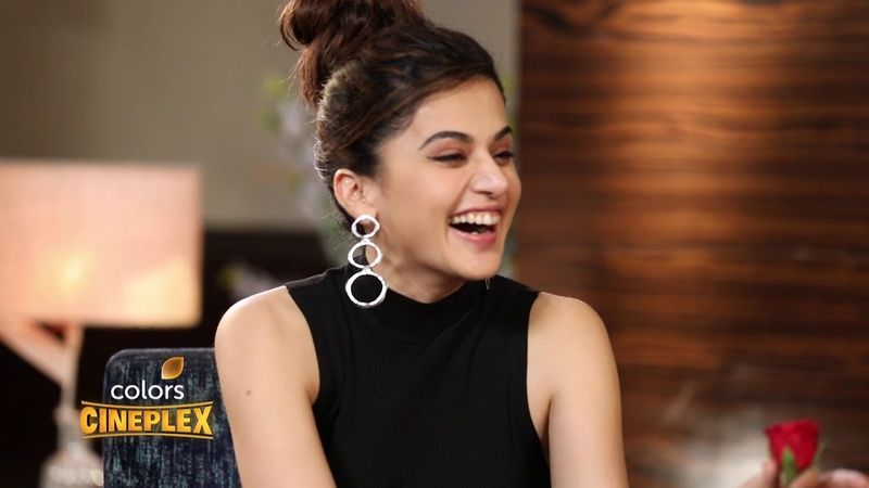 Taapsee Pannu sings and talks freely with Atika Farooqui | Game Over