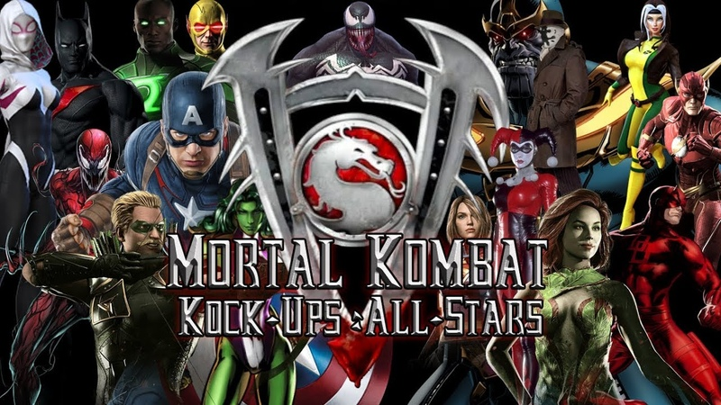 Mortal Kombat Kock-Ups 5: All-Stars