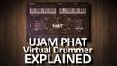 Virtual Drummer PHAT by UJAM explained