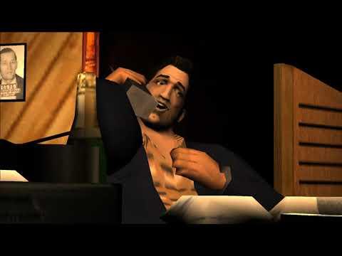 GTA Vice City Офис Кена Розенберга в частном домике