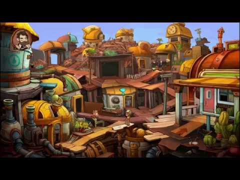 КРАСОТА ► Deponia The Complete Journey◄ №4