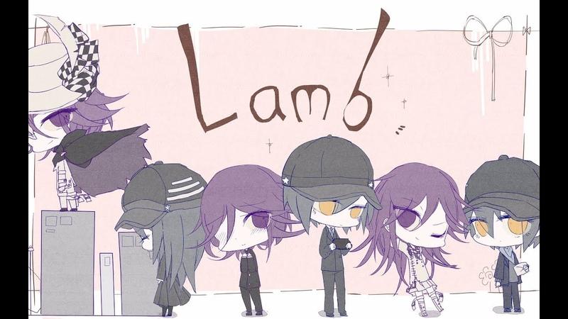 【弹丸论破V3槍彈辯駁V3手書】吉最的Lamb 中文English Danganronpa v3 ダンガンロンパ v3