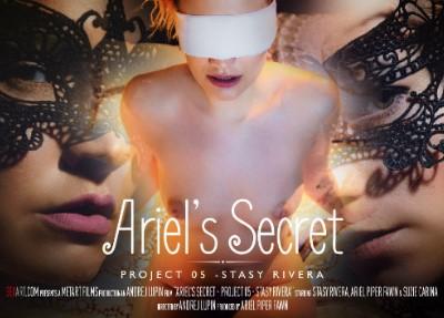 Porno SexArt Ariel's Secret - Project 5 Stasy Rivera