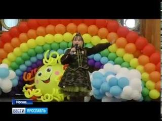 9-летняя ярославна стала лауреатом Международного военно патриотического фестиваля