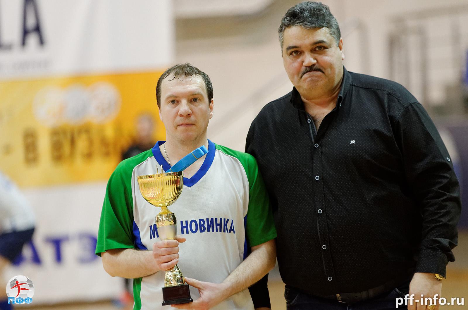 С Днем рождения, Олег Викторович!