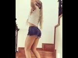 Leidy Gomez bailando #Ibiza - Ozuna &amp Romeo Santos