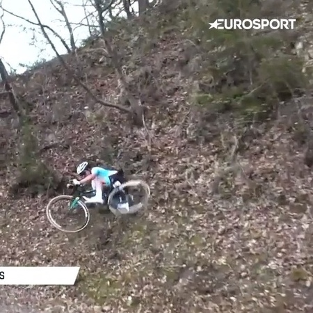 """Eurosport on Instagram """"""""This is only supposed to happen in the movies"""" 🎬⠀ ⠀ @lutsenko_alexey bounced back from not one but two crashes to win S..."""