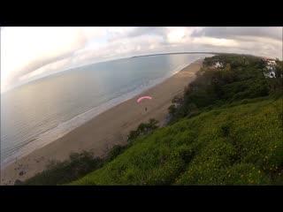 Ground launching  parachutes