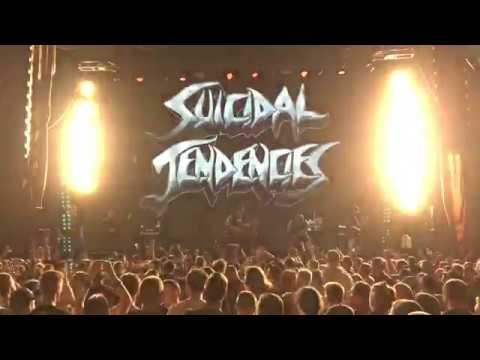 Suicidal Tendencies - Live in Moscow 2017
