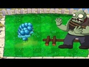 1 Winter Melon and 999GarGantuar - Plants vs zombies
