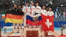 The 24th JKA European Championship - Men Team Kata