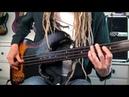 Fretless Funk Rock Shuffle Bass Grooves