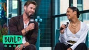 Chris Hemsworth Tessa Thompson Weigh In On The Crocs vs. Uggs Debate