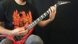 Cannibal Corpse - Evisceration Plague Guitar Cover HD