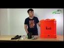 Bình xịt điện phun thuốc sâu Kinami Lithium 20 Lít giá tốt