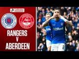 Rangers Aberdeen _ Tavernier Penalties Seal 2nd Place For Gers _ Ladbrokes P