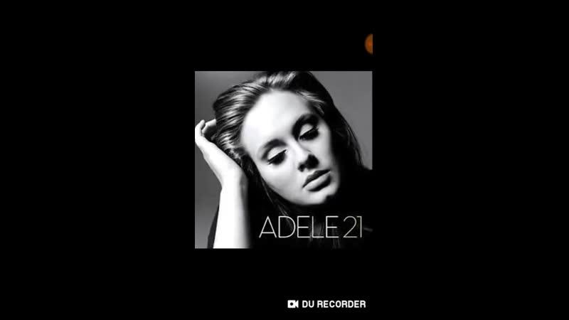 Adele - He Won't Go 2011 (21 album)