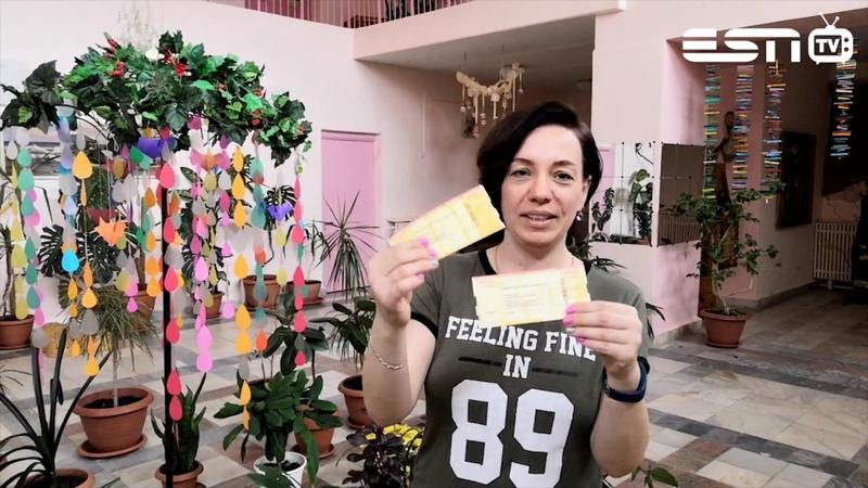 ESN TV 17.04.2019 ПОДВЕДЕНИЕ ИТОГОВ КОНКУРСА ОТ ESN