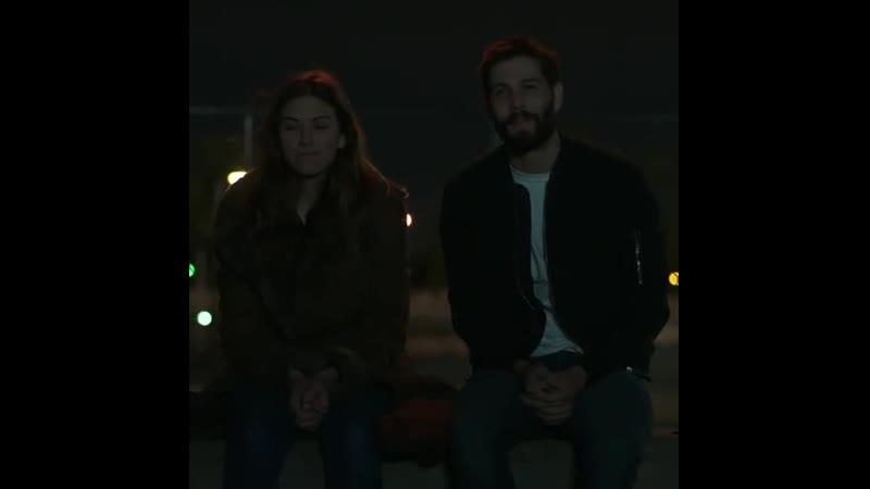 Отрывок сериала В темноте (In the dark) русские субтитры