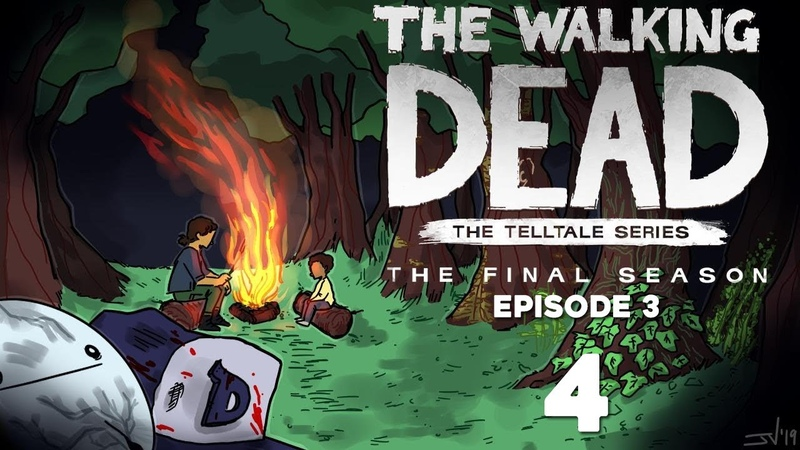 Cry Plays: The Walking Dead: The Final Season [Ep3] [P4] [Final]
