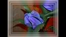 Бесплатный МК Бутон розы из изолона с тонировкой для ночника